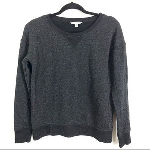 3/$25 American Eagle Metallic Sweatshirt Small